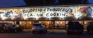 Boudreau & Thibodeau's in Cajun Country